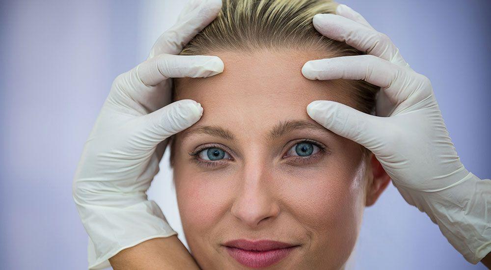 Alın Germe Estetik Ameliyatı Nasıl Yapılır
