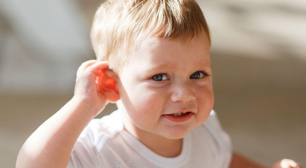 Bebeklerde ve Çocuklarda Kepçe Kulak