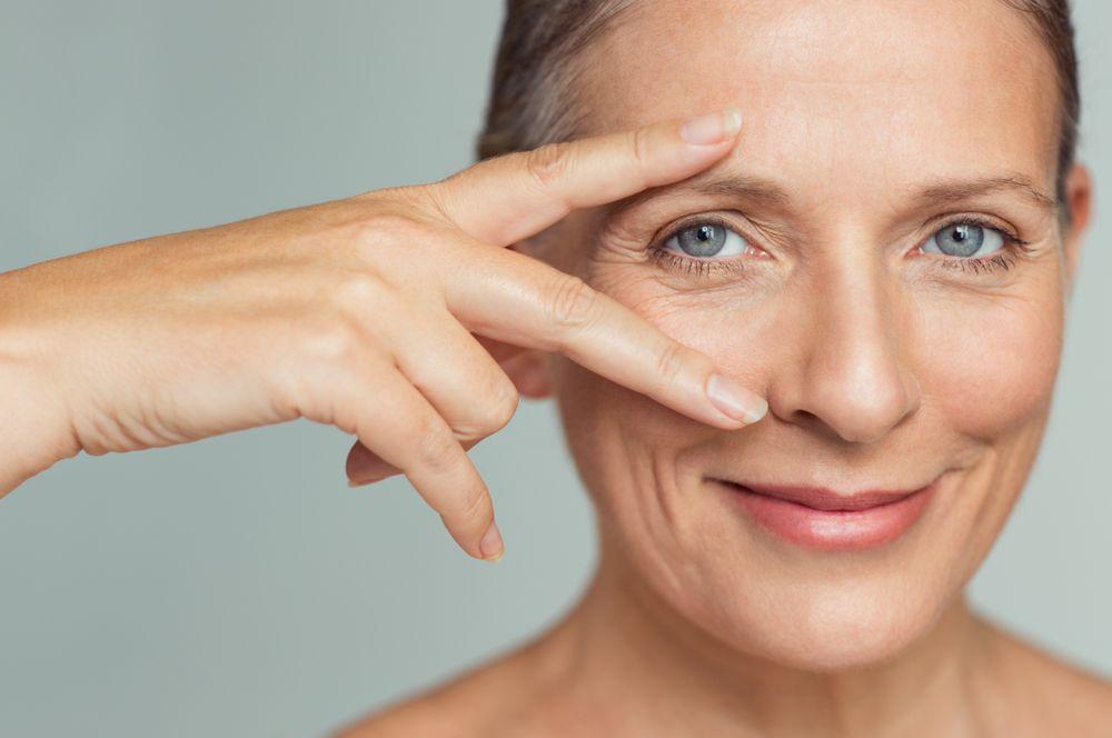 Göz kapağı yaşlanması erteleme yolları