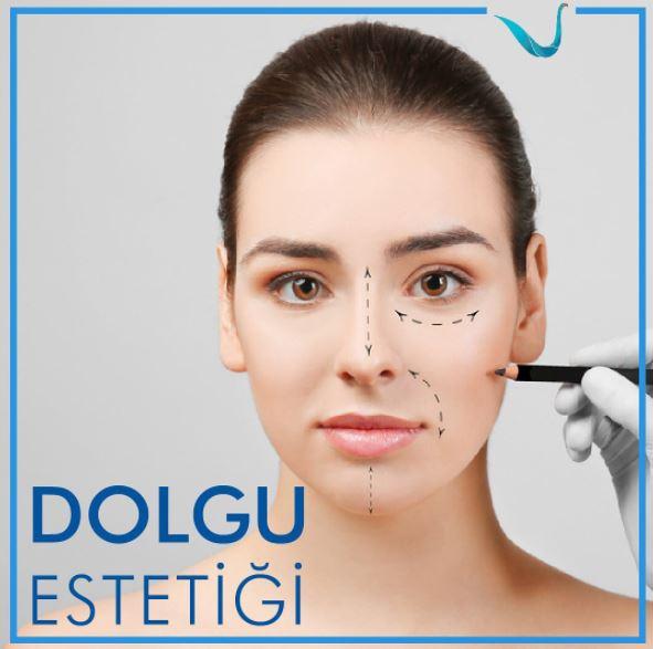Yüze yapılan ameliyatlı estetik operasyonlar
